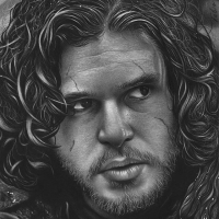 John Snow Drawing